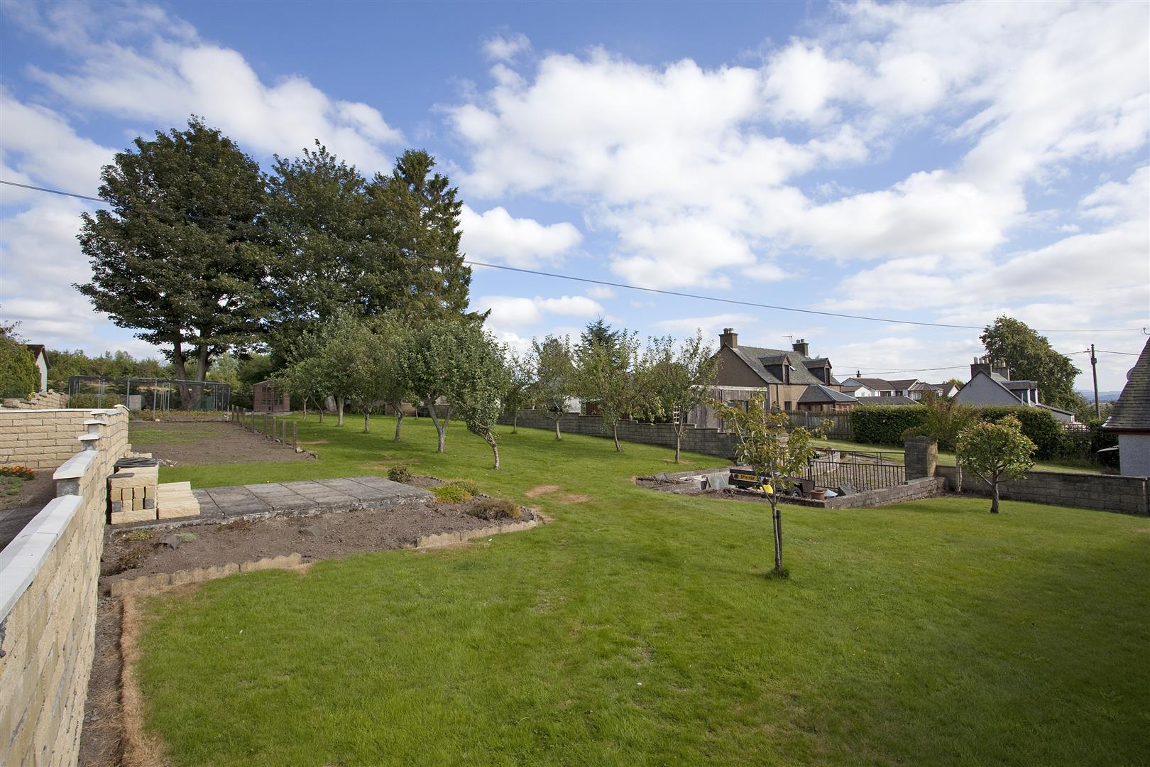 Plot at Ard Callaid Cairneyhill Road